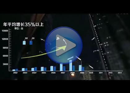 创艺享案例:康力电梯股份有限公司广告片
